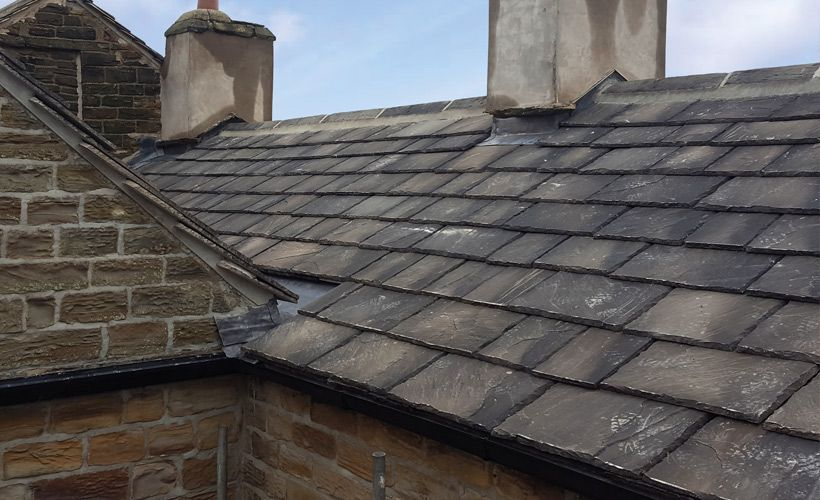 Greys Roofing Products Diminishing Natural Stone Slate